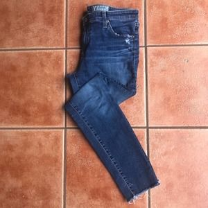 AG Adriano Goldschmied The Legging Ankle Jeans 32